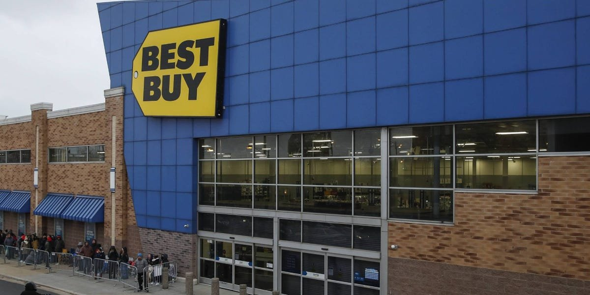 Best Buy is ringing in Labor Day weekend 2020 with an appliance sale