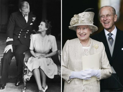 Queen Elizabeth and Prince Philip were married for 73 years before his death — here's a timeline of their epic romance