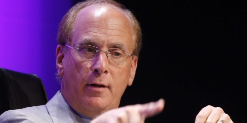 'A fundamental reshaping of finance': The CEO of $7 trillion BlackRock says climate change will be the focal point of the firm's investing strategy
