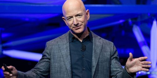 Jeff Bezos is launching to space on July 20, 15 days after he exits his role as Amazon CEO