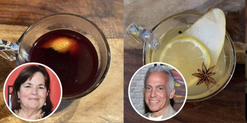 I tried 3 celebrity chefs' recipes for mulled wine, and the best was the easiest and cheapest to make
