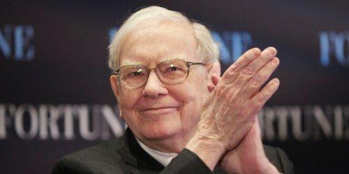 Warren Buffett's Berkshire Hathaway has scored a $12 billion gain on American Express and Bank of America this year