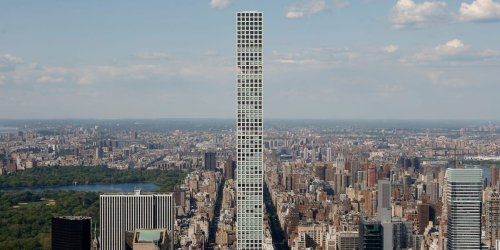 One of NYC's most expensive apartments just hit the market — see inside a $169 million penthouse