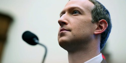Mark Zuckerberg says Trump 'should be responsible for his words' before the 'disgraceful' Capitol siege
