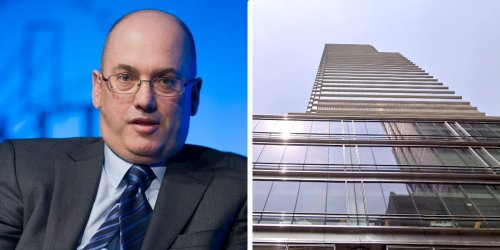 Billionaire hedge-fund manager Steve Cohen just sold his New York City penthouse after 8 years and a 74% discount