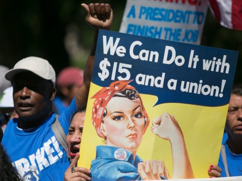 A $15 minimum wage still won't be a living wage for many families, MIT and CNBC analysis says