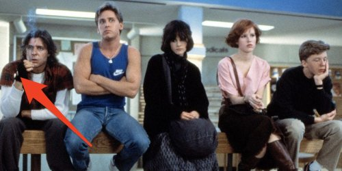 18 details you probably missed in 'The Breakfast Club'