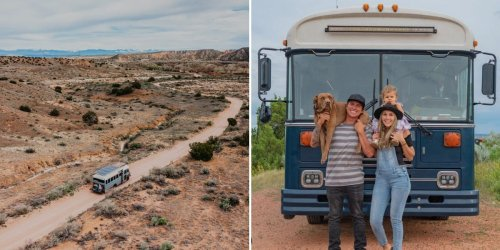 12 of the most isolated destinations to visit across the US, according to RV and bus owners