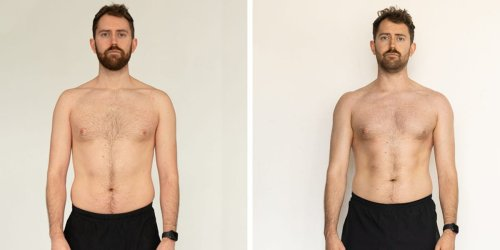 A YouTuber tried intermittent fasting for 30 days and was shocked by how much his body changed