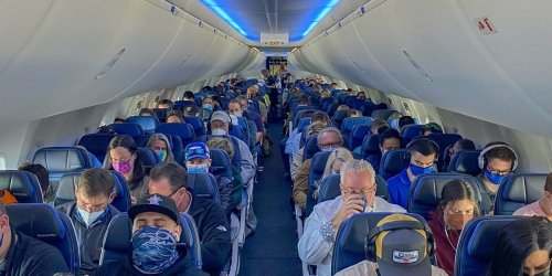 Airlines reject CDC's suggestion that carriers should block middle seats
