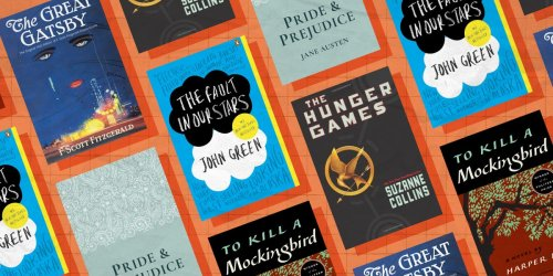 The 20 most popular books of all time, according to Goodreads members