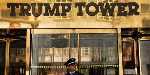 A $100 million loan on Trump Tower in Manhattan has been placed on a bank watch list, due to a slump in occupancy, reports say