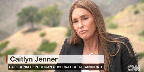Caitlyn Jenner says she'd 'fight' for a pathway to citizenship for immigrants and decided to run for governor after seeing the surge of migrants at the border