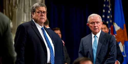 Top Justice Department officials Sessions, Barr and Rosenstein all deny knowledge of secret subpoenas targeting Democratic lawmakers
