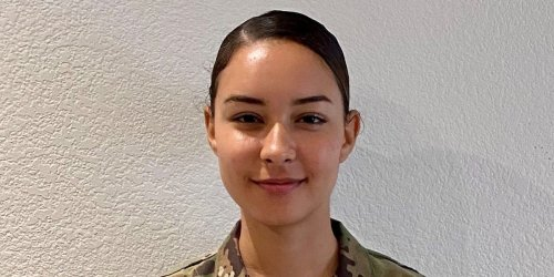How the Army National Guard helped this 19-year-old get an EMT license in 8 months, fight COVID-19, and make progress toward her career goals