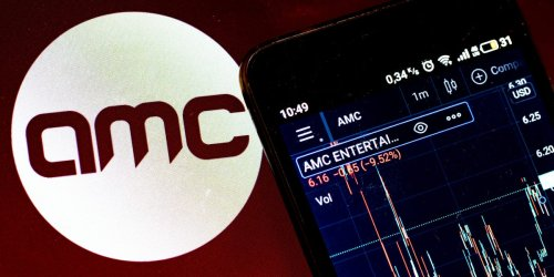 These 5 stocks are prime candidates for an explosive AMC-style short squeeze right now, according to data from Fintel.io