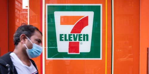 Watch a $399 speaking CCTV camera used in some 7-Eleven stores ask a clerk whether they've paid for an iced coffee they grabbed from the fridge