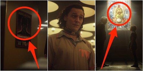 10 details you missed in 'Loki'