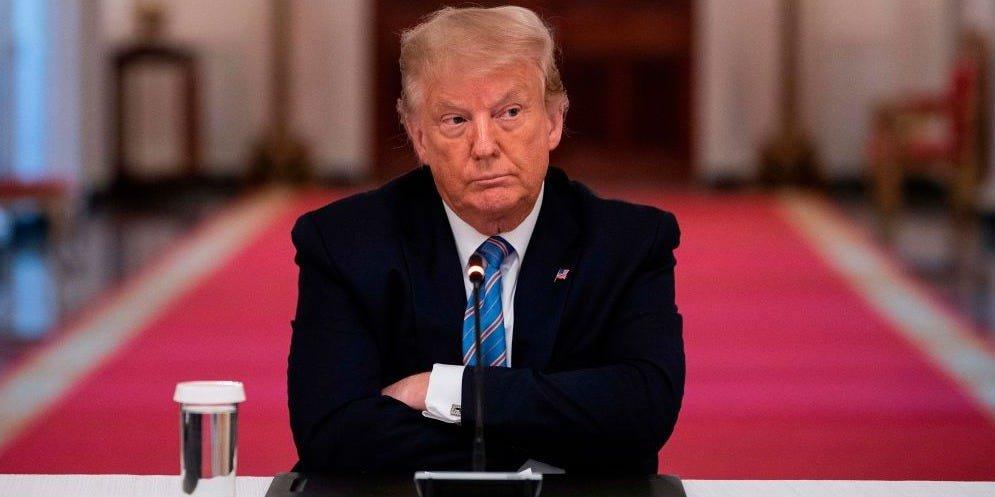 Trump said he's considering banning TikTok to punish China over the coronavirus