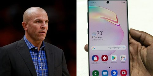 An NBA head coach punished his team because 1 player had an Android phone and it messed up a group chat