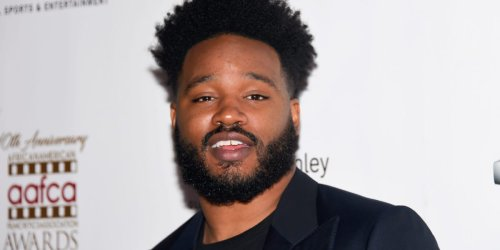 Director Ryan Coogler says he's 'disappointed' in Georgia voting restrictions but will continue to film 'Black Panther II' in the state despite a massive boycott