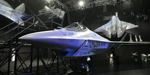 Russia's new stealth fighter has the same big problem as its first stealth fighter