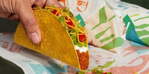 Taco Bell is testing a new plant-based 'Cravetarian' protein as it doubles down on vegetarian options
