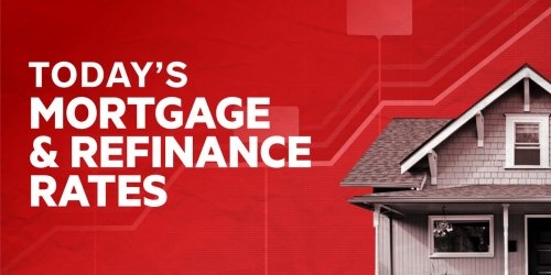 Today's mortgage and refinance rates: April 17, 2021 | Rates drop