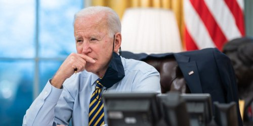 The US Chamber of Commerce called Biden's new infrastructure plan 'dangerously misguided'