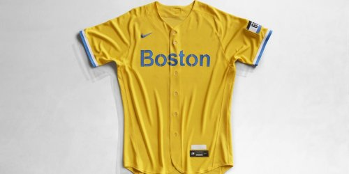 Nike unveils NBA-like 'City Connect' uniform for Boston Red Sox, with more MLB teams coming soon