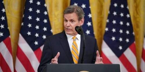 Tennessee Gov. Bill Lee quietly signed a law that prohibits trans students and staff from using bathrooms or locker rooms that match their gender