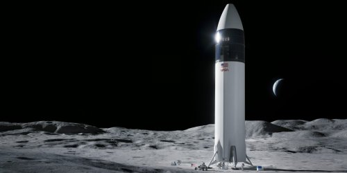 SpaceX's NASA contract has sparked reaction from industry figures seeking details. Blue Origin says it is 'looking to learn more about the selection.'