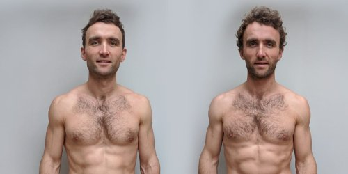 Identical twins compared a vegan diet with meat-eating and found the vegan diet led to fat loss and more energy