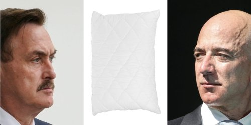 More than 100,000 people sign a petition urging Walmart, Amazon, and other retailers to pull MyPillow's products