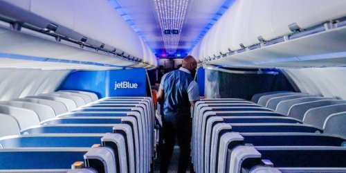 JetBlue just began flying between New York and London with the smallest plane of any airline on the route — here's why I'm eager to book it again