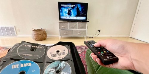 I own 75 DVDs and Blu-Rays on top of 5 streaming subscriptions. Here's why I'm convinced physical movies will always have an edge.