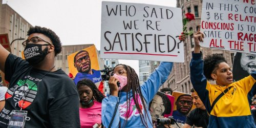 One year after George Floyd's death, calls for justice for the victims of police violence persist