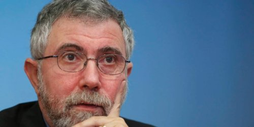 Nobel prize-winning economist Paul Krugman on inflation, Modern Monetary Theory, and why government underspending worries him