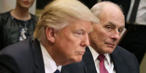 Trump said Hitler 'did a lot of good things,' horrifying his chief of staff John Kelly, book says