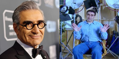 Eugene Levy's cameo in 'Josie and the Pussycats' happened because nobody else wanted to do it