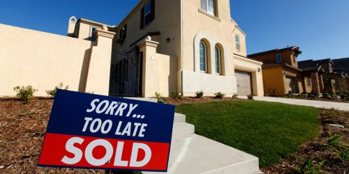 April's red-hot housing market saw nearly half of homes sell in less than a week, Zillow says
