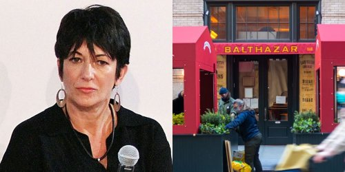 Chefs are turning against a famous restaurateur over his controversial Instagram posts about Ghislaine Maxwell