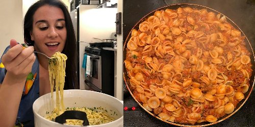 I made 6 easy Ina Garten pasta recipes, and ranked them by deliciousness