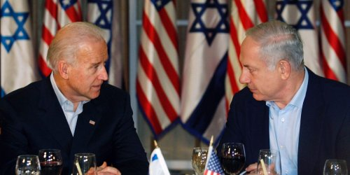Netanyahu rejects Biden's call for de-escalation and says Israel's Gaza offensive will continue