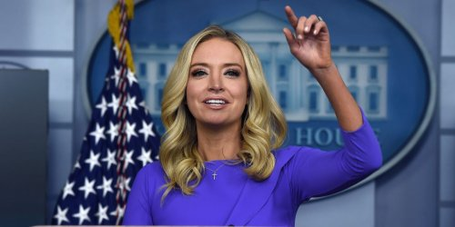 Kayleigh McEnany claimed she 'never lied' as White House press secretary. Here are 5 times she did.