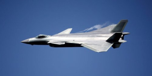 China can't rely on its stealthy J-20 fighter to rule the skies, experts say