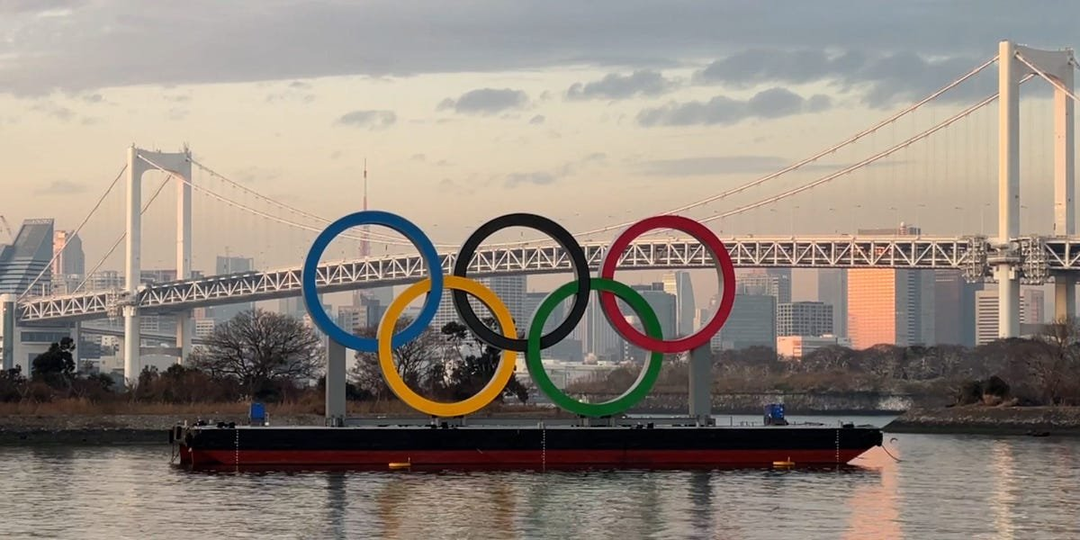 Tokyo has barred spectators at the Olympics