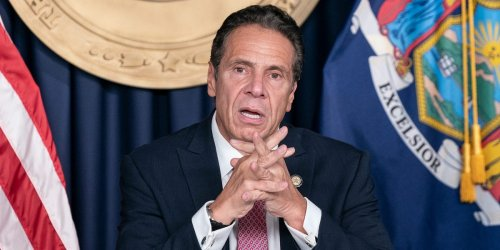 The timing of Andrew Cuomo's decision to legalize weed seems like a distraction