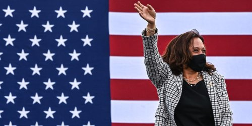 Kamala Harris blasts how workers lose $200 billion per year from the anti-union trend in the US economy