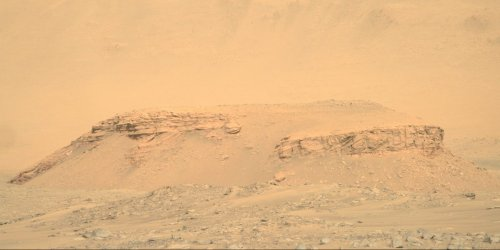 NASA's Perseverance rover captures more striking photos of Martian territory